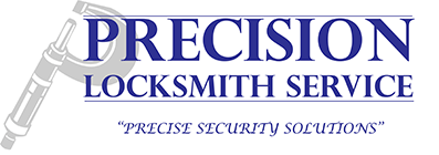 precision-locksmith Logo